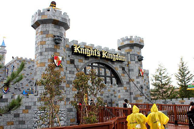 レゴランドナイトキングダム