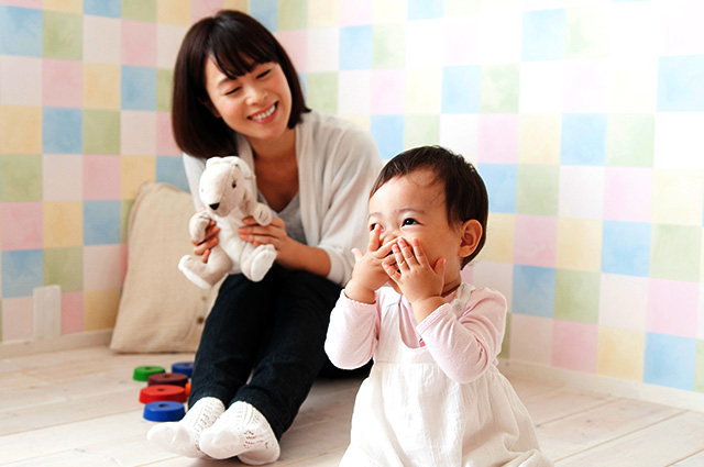 子供と楽しめる美容室