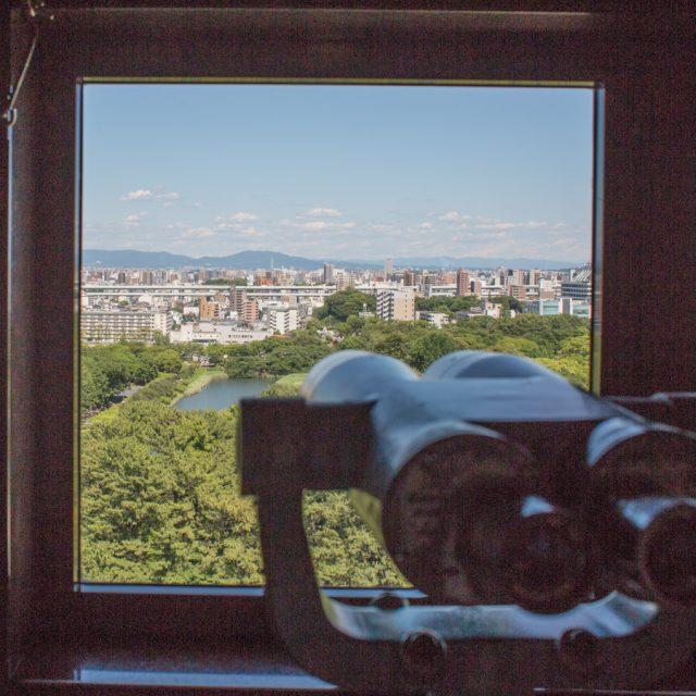 名古屋城展望台