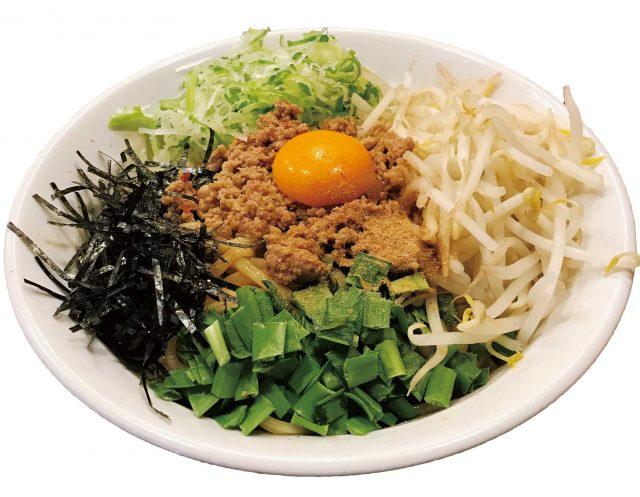 つけ麺 ラーメン ヤゴト55 「冷やし台湾まぜそば」